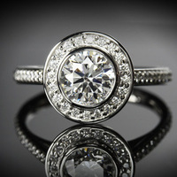 Jewelry, Women's Rings, Platinum, Engagement Rings, Wedding Bands
