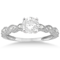 Jewelry, White Gold, Platinum, Engagement Rings, Diamonds, Women's Wedding Rings