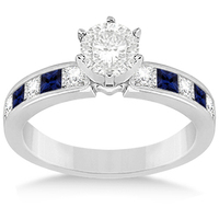 Jewelry, White Gold, Platinum, Engagement Rings, Diamonds, Sapphires, Women's Wedding Rings