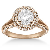 Jewelry, Yellow Gold, Engagement Rings, Diamonds, Women's Wedding Rings, Rose Gold