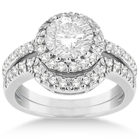 Jewelry, White Gold, Platinum, Engagement Rings, Diamonds, Women's Wedding Rings