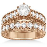 Jewelry, Yellow Gold, Engagement Rings, Diamonds, Women's Wedding Rings, Rose Gold