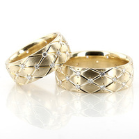 Jewelry, Yellow Gold, Wedding Bands, Wedding Rings, Diamonds, Men's Wedding Rings