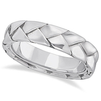 Jewelry, White Gold, Platinum, Wedding Bands, Men's Wedding Rings