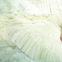 Wedding Dresses, Sweetheart Wedding Dresses, Ruffled Wedding Dresses, Lace Wedding Dresses, Hollywood Glam Wedding Dresses, Fashion, white, ivory, Mermaid, Lace, Jim hjelm, Sweetheart, Strapless, Strapless Wedding Dresses, Beading, Sash, Belt, Trumpet, Floor, Ruffles, Dropped, Sleeveless, hollywood glam, Beaded Wedding Dresses, Floor Wedding Dresses