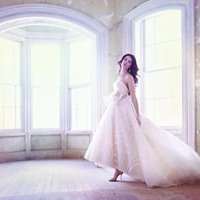 Wedding Dresses, Sweetheart Wedding Dresses, Ball Gown Wedding Dresses, Romantic Wedding Dresses, Vintage Wedding Dresses, Fashion, pink, Vintage, Rustic, Flowers, Shabby Chic, Romantic, Peach, Jim hjelm, Sweetheart, Strapless, Strapless Wedding Dresses, Sash, Belt, Tulle, Silk, Informal, Ball gown, rustic wedding dresses, moderns, tulle wedding dresses, Flower Wedding Dresses, Silk Wedding Dresses, Informal Wedding Dresses, Shabby Chic Wedding Dresses