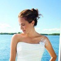 Wedding Dresses, Fashion, white, Feathers, Mermaid, Strapless, Strapless Wedding Dresses, Fur, Trumpet, Silk, Dropped, Sleeveless, floor length, lea ann belter, Feather Wedding Dresses, Silk Wedding Dresses