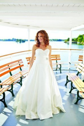Wedding Dresses, Sweetheart Wedding Dresses, Ball Gown Wedding Dresses, Fashion, white, Sweetheart, Strapless, Strapless Wedding Dresses, Beading, Chapel, Silk, Dropped, Sleeveless, Ball gown, floor length, Beaded Wedding Dresses, lea ann belter, Silk Wedding Dresses