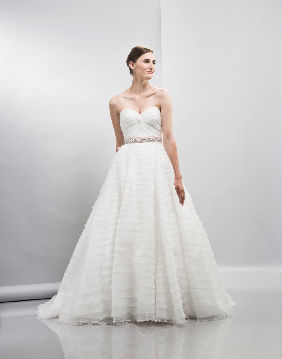 Wedding Dresses, Sweetheart Wedding Dresses, A-line Wedding Dresses, Ball Gown Wedding Dresses, Romantic Wedding Dresses, Fashion, white, ivory, Spring, Modern, Classic, Romantic, Sweetheart, Strapless, Strapless Wedding Dresses, A-line, Floor, Organza, Natural, Sleeveless, Ball gown, Lis simon, Sash/Belt, Modern Wedding Dresses, organza wedding dresses, Spring Wedding Dresses, Classic Wedding Dresses, Floor Wedding Dresses, Sash Wedding Dresses, Belt Wedding Dresses