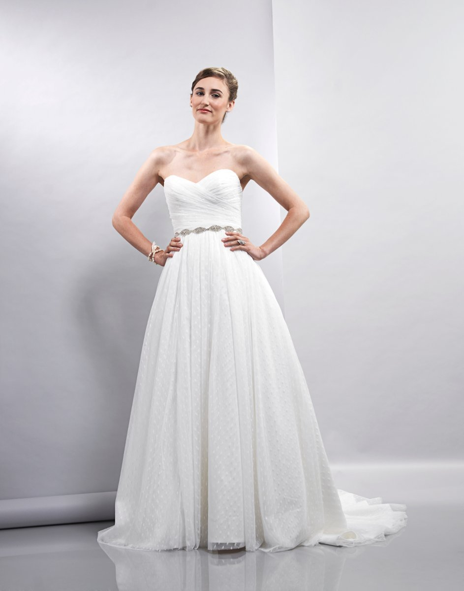 Wedding Dresses, Sweetheart Wedding Dresses, Ball Gown Wedding Dresses, Romantic Wedding Dresses, Hollywood Glam Wedding Dresses, Fashion, white, ivory, black, Spring, Romantic, Sweetheart, Strapless, Strapless Wedding Dresses, Beading, Tulle, Floor, Formal, Natural, Sleeveless, Ball gown, Lis simon, Sash/Belt, hollywood glam, Beaded Wedding Dresses, Spring Wedding Dresses, tulle wedding dresses, Formal Wedding Dresses, Floor Wedding Dresses, Sash Wedding Dresses, Belt Wedding Dresses