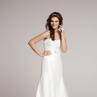 Fashion, Classic, Gown, Strapless, Strapless Wedding Dresses, Weddings, Silk, Heidi elnora, Sweatheart, Classic Wedding Dresses, Nordstrom Wedding Suite, cocomarie, raw silk, Silk Wedding Dresses