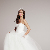 Wedding Dresses, Sweetheart Wedding Dresses, Ball Gown Wedding Dresses, Romantic Wedding Dresses, Fashion, Classic, Romantic, Fun, Sweetheart, Strapless, Strapless Wedding Dresses, Full skirt, Ball gown, lace bodice, tulle skirt, Theia, Classic Wedding Dresses, Nordstrom Wedding Suite