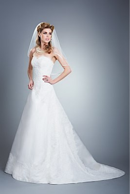 Wedding Dresses, Sweetheart Wedding Dresses, A-line Wedding Dresses, Ball Gown Wedding Dresses, Romantic Wedding Dresses, Fashion, Classic, Romantic, Sweetheart, Strapless, Strapless Wedding Dresses, A-line, Overlay, Crinoline, Beaded, Ball gown, Olia zavozina, Classic Wedding Dresses, alencon lace