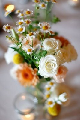 Flowers & Decor, Real Weddings, Wedding Style, Centerpieces, Rustic Real Weddings, Summer Weddings, Midwest Real Weddings, Summer Real Weddings, Rustic Weddings, Summer Wedding Flowers & Decor