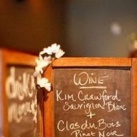 Flowers & Decor, Real Weddings, Wedding Style, Rustic Real Weddings, Summer Weddings, Midwest Real Weddings, Summer Real Weddings, Rustic Weddings, Rustic Wedding Flowers & Decor, Chalkboard
