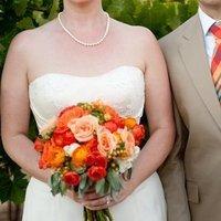 Real Weddings, Wedding Style, orange, Rustic Real Weddings, Summer Weddings, West Coast Real Weddings, Summer Real Weddings, Rustic Weddings