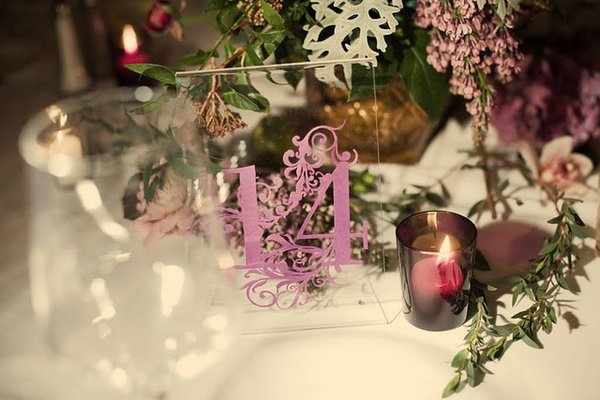 Flowers & Decor, Stationery, Real Weddings, Wedding Style, Table Numbers, West Coast Real Weddings, Shabby Chic Real Weddings, Shabby Chic Weddings, cultural real weddings, cultural weddings, shabby chic flowers & decor