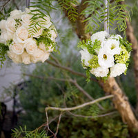 Flowers & Decor, Real Weddings, Wedding Style, Ceremony Flowers, Aisle Decor, West Coast Real Weddings, Classic Real Weddings, Classic Weddings, West Coast Weddings