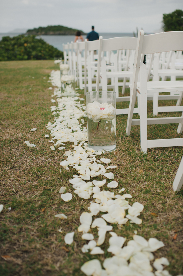 Ceremony, Destination Weddings, Beach, Ceremony Flowers, Beach Real Weddings, Beach wedding, Destination Real Weddings, Island Weddings, Island Real Weddings