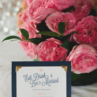 Stationery, pink, Destination Weddings, Centerpieces, Beach Real Weddings, Classic Wedding Flowers & Decor, Summer Wedding Flowers & Decor, Beach wedding, Garden roses, Destination Real Weddings, Island Weddings, Island Real Weddings