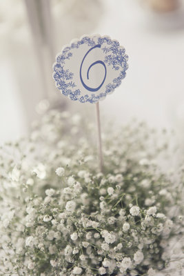Stationery, Destinations, Real Weddings, Wedding Style, blue, Europe, Table Numbers, Spring Weddings, Classic Real Weddings, Spring Real Weddings, Classic Weddings