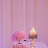 Flowers & Decor, Destinations, Real Weddings, Wedding Style, pink, Europe, Candles, Spring Weddings, Classic Real Weddings, Spring Real Weddings, Classic Weddings, Vintage Wedding Flowers & Decor