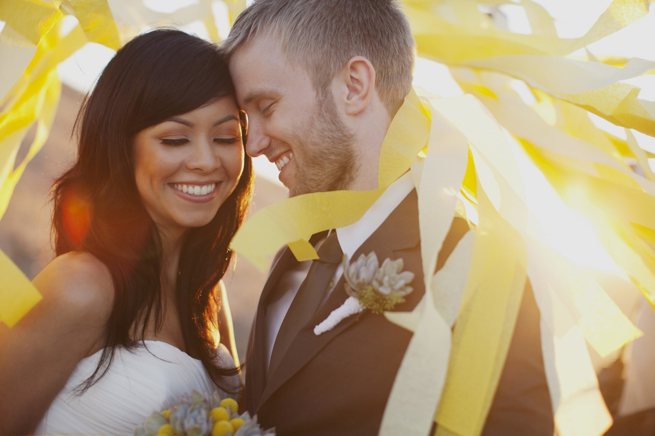 Real Weddings, Wedding Style, Modern Real Weddings, Rustic Real Weddings, West Coast Real Weddings, Eco-Friendly Real Weddings, Eco-Friendly Weddings, Modern Weddings, Rustic Weddings