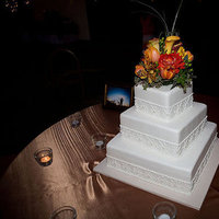 Real Weddings, Square Wedding Cakes, Fall Weddings, West Coast Real Weddings, Fall Real Weddings