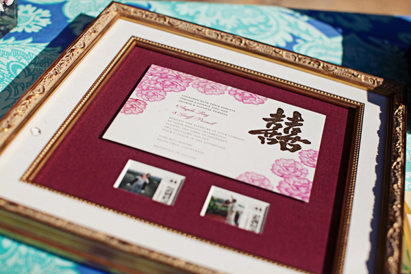 Stationery, Real Weddings, Wedding Style, red, Invitations, Summer Weddings, West Coast Real Weddings, Garden Real Weddings, Summer Real Weddings, Garden Weddings