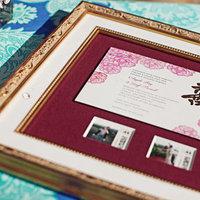 Stationery, Real Weddings, Wedding Style, red, Invitations, Summer Weddings, West Coast Real Weddings, Garden Real Weddings, Summer Real Weddings, Garden Weddings
