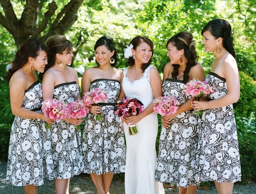 Real Weddings, brown, Summer Weddings, West Coast Real Weddings, Summer Real Weddings