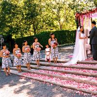 Real Weddings, pink, Summer Weddings, West Coast Real Weddings, Garden Real Weddings, Summer Real Weddings, Garden Weddings, Garden Wedding Flowers & Decor, Summer Wedding Flowers & Decor