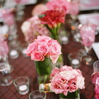 Real Weddings, pink, Centerpieces, Summer Weddings, West Coast Real Weddings, Garden Real Weddings, Summer Real Weddings, Garden Weddings, Garden Wedding Flowers & Decor, Summer Wedding Flowers & Decor