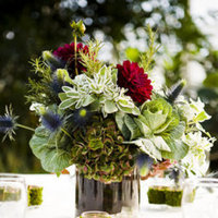 Flowers & Decor, Real Weddings, Wedding Style, Centerpieces, Fall Weddings, Fall Real Weddings, Midwest Real Weddings, Fall Wedding Flowers & Decor