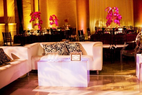 Real Weddings, pink, Tables & Seating, West Coast Real Weddings, Glam Real Weddings, Glam Weddings, Glam Wedding Flowers & Decor