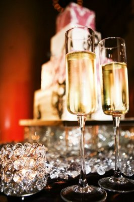 Real Weddings, pink, gold, West Coast Real Weddings, Glam Real Weddings, Glam Weddings, Food & Drink