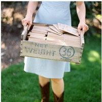 Stationery, Real Weddings, Wedding Style, Ceremony Programs, Summer Weddings, West Coast Real Weddings, Summer Real Weddings