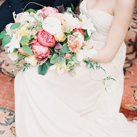 Flowers & Decor, Real Weddings, Wedding Style, ivory, pink, Bride Bouquets, Spring Weddings, West Coast Real Weddings, Boho Chic Real Weddings, Garden Real Weddings, Spring Real Weddings, Boho Chic Weddings, Garden Weddings, Garden Wedding Flowers & Decor, Spring Wedding Flowers & Decor, Boho Chic Wedding Flowers & Decor