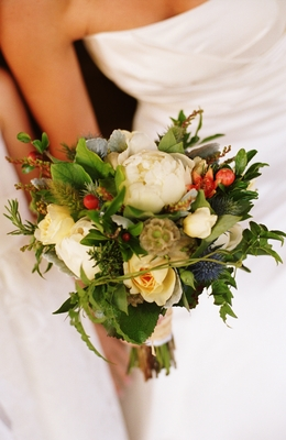 Flowers & Decor, Real Weddings, Wedding Style, green, Bride Bouquets, Rustic Real Weddings, Summer Weddings, West Coast Real Weddings, Summer Real Weddings, Rustic Weddings, Rustic Wedding Flowers & Decor, Summer Wedding Flowers & Decor