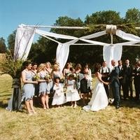 Real Weddings, Rustic Real Weddings, Summer Weddings, West Coast Real Weddings, Summer Real Weddings, Rustic Weddings, Rustic Wedding Flowers & Decor, Summer Wedding Flowers & Decor