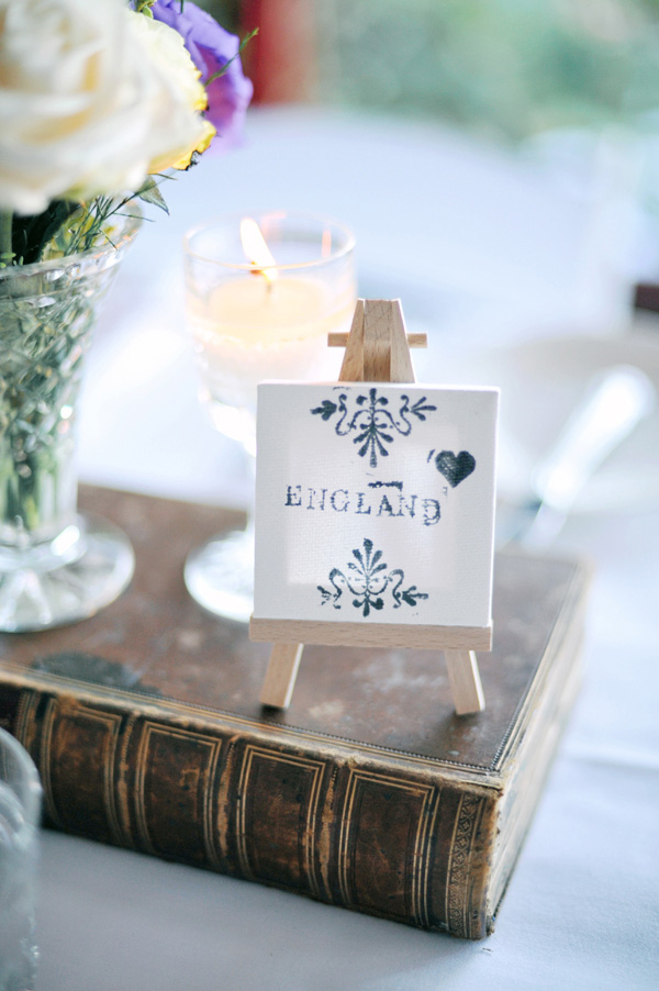 Flowers & Decor, Stationery, Destinations, Real Weddings, Wedding Style, white, ivory, Destination Weddings, Australia, Centerpieces, Candles, Table Numbers, Summer Weddings, Garden Real Weddings, Summer Real Weddings, Garden Weddings, Garden Wedding Flowers & Decor