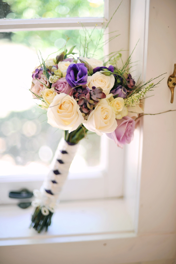 Flowers & Decor, Destinations, Real Weddings, Wedding Style, ivory, purple, Destination Weddings, Australia, Bride Bouquets, Summer Weddings, Garden Real Weddings, Summer Real Weddings, Garden Weddings, Garden Wedding Flowers & Decor