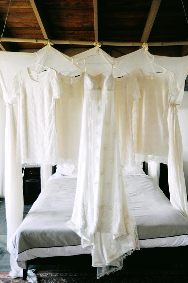 Bridesmaid Dresses, Destinations, Real Weddings, Wedding Style, white, ivory, Destination Weddings, Australia, Summer Weddings, Garden Real Weddings, Summer Real Weddings, Garden Weddings