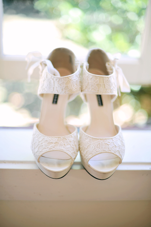 Destinations, Fashion, Real Weddings, Wedding Style, white, ivory, Destination Weddings, Australia, Summer Weddings, Garden Real Weddings, Summer Real Weddings, Garden Weddings, wedding shoes