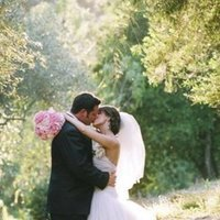 Real Weddings, pink, Spring Weddings, West Coast Real Weddings, Garden Real Weddings, Spring Real Weddings, Garden Weddings