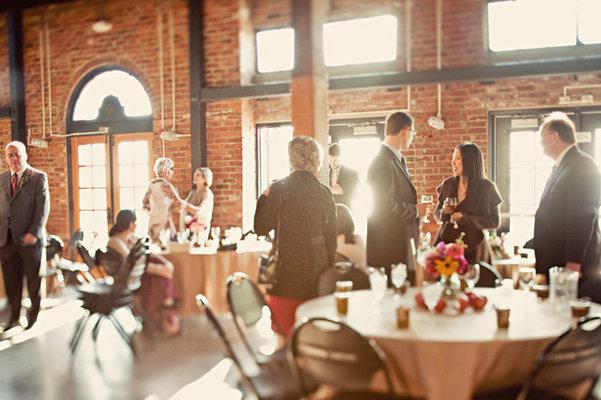 Flowers & Decor, Real Weddings, Wedding Style, Tables & Seating, Fall Weddings, Modern Real Weddings, West Coast Real Weddings, Fall Real Weddings, Modern Weddings, Modern Wedding Flowers & Decor