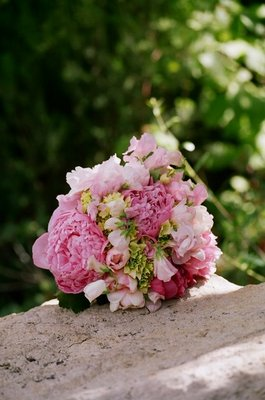Real Weddings, pink, Bridesmaid Bouquets, Spring Weddings, West Coast Real Weddings, Spring Real Weddings, Garden Real Weddings, Garden Weddings