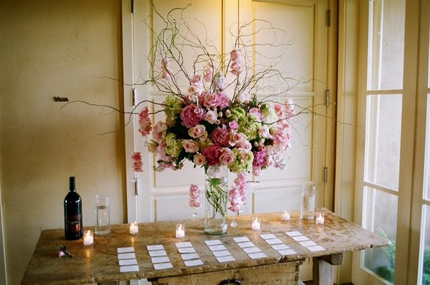 Real Weddings, pink, Centerpieces, Spring Weddings, West Coast Real Weddings, Garden Real Weddings, Spring Real Weddings, Garden Weddings, Spring Wedding Flowers & Decor