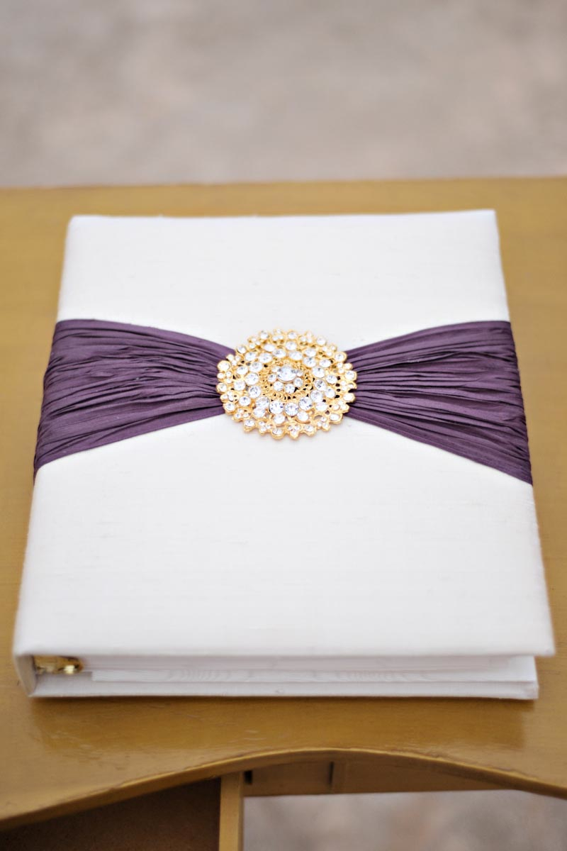 Real Weddings, purple, Fall, Rustic, Guest book, Autumn, Farm wedding