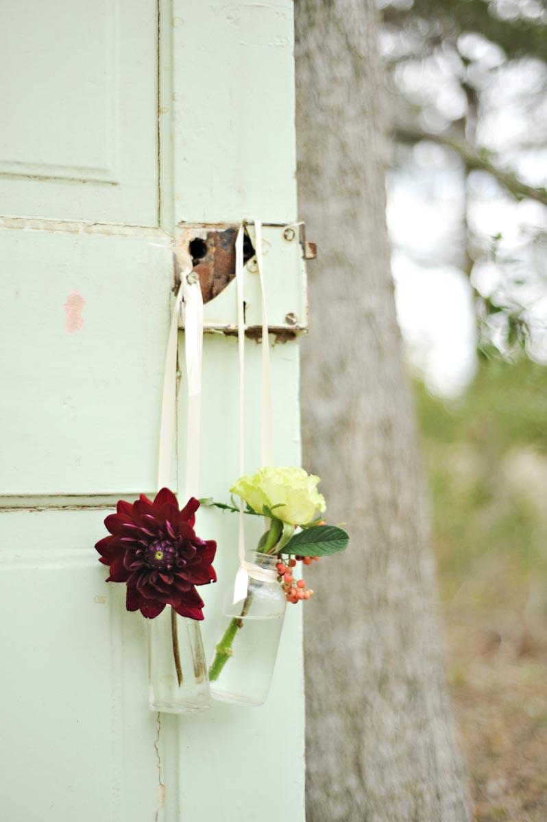 Flowers & Decor, Real Weddings, Fall, Rustic, Autumn, Farm wedding